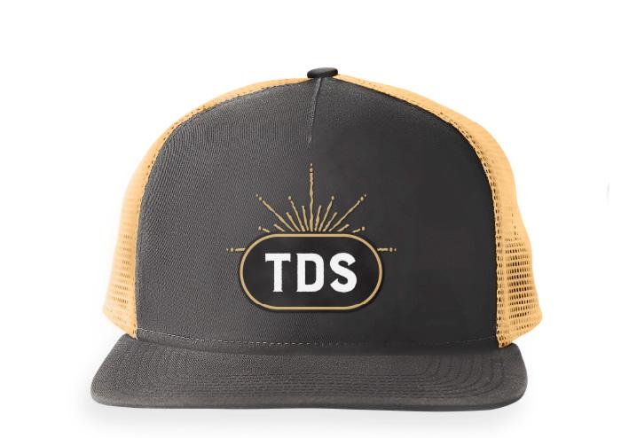 Burst Two-tone Hat