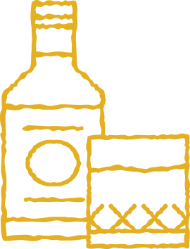 Access to new release whiskeys and spirits